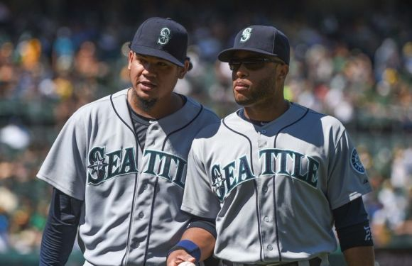 Seattle Mariners:  MLB Network selects 3 Mariners to All-AL West Team