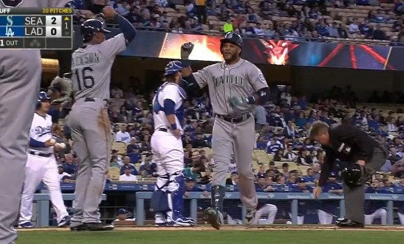 Seattle Mariners: Game 8 vs Los Angeles Dodgers