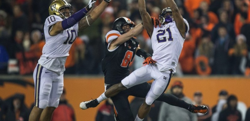 Washington Huskies: Marcus Peters Drafted to Kansas City Chiefs with 18th Pick of 1st Round