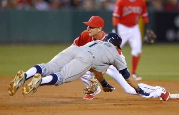 SSU Baseball Recap: Seattle Mariners 3, Los Angeles Angels 4