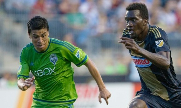 Seattle Sounders FC 0, Philadelphia Union 1: Severely Depleted Squad Unable to Stay in the Game