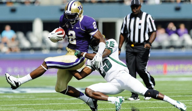 Seattle Seahawks: Hawks sign former UW Husky Receiver Kasen Williams