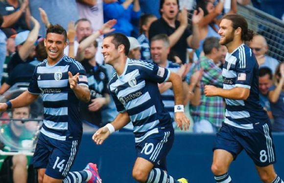 Sounders FC  0, Sporting KC 1: Dubious Officiating Fells Depleted Sounders