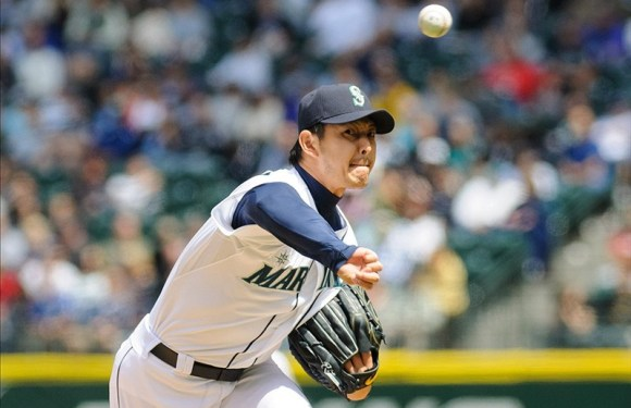 Seattle Mariners:  Hisashi Iwakuma called up to start against Tigers, Roenis Elias sent down to Tacoma