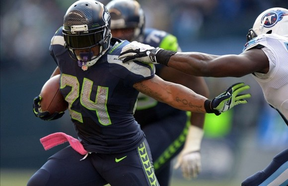 Seattle Seahawks: Marshawn Lynch ranked the 9th best player