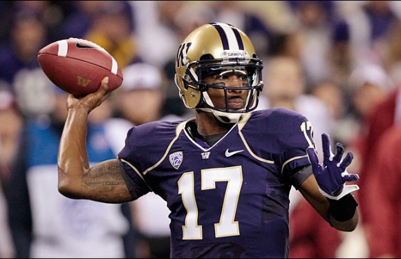 UW Huskies:  Keith Price Revisionist History