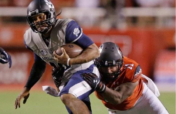 UW Husky Football: Utah State Takes on the Dawgs