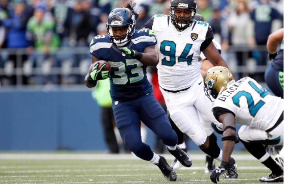 Seahawks RB merry-go-round continues with re-signing of Christine Michael