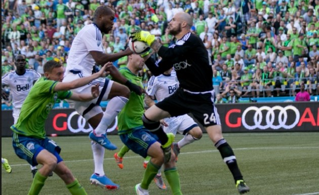 Vancouver Whitecaps come to Seattle for a showdown of winless teams
