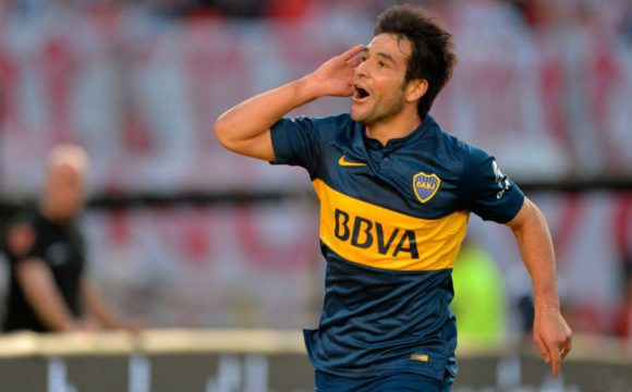 Sounders Sign Star Midfielder Lodeiro from Boca Juniors