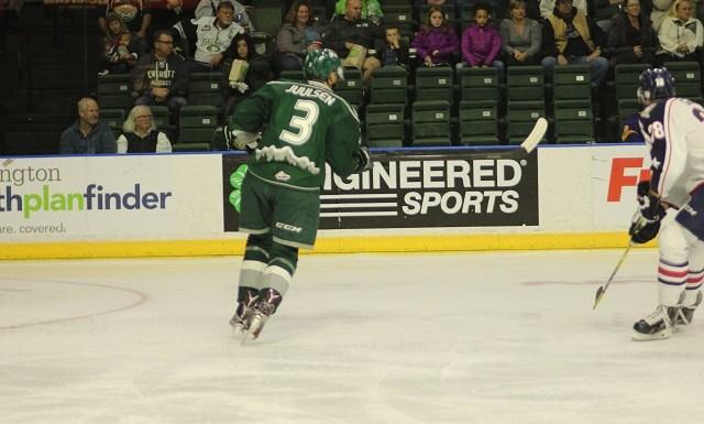 Everett Silvertips Noah Juulsen named Team WHL Captain