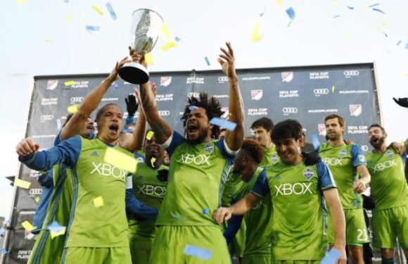 Soccer is My Sport; The Sounders Are My Team