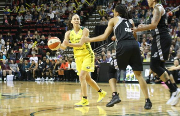 All hail the new WNBA assists leader, Sue Bird