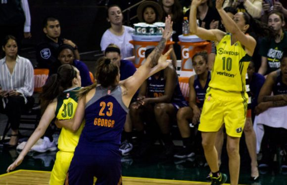 Sue Bird ties record, earns 10th All-Star game appearance