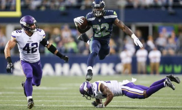 Seattle Seahawks '17 Rook Report, week 3