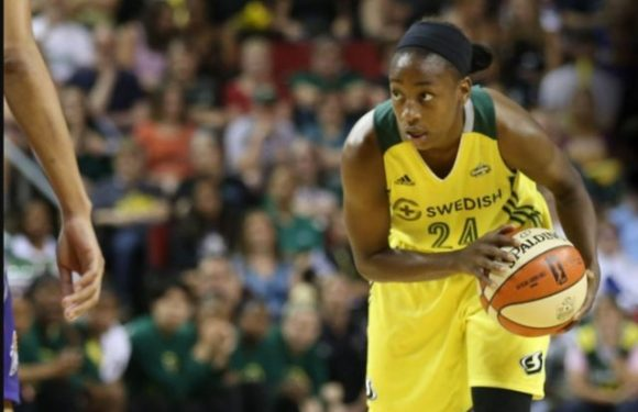 Jewell Lloyd on fire, but Storm drop final home game 75-71 to Phoenix