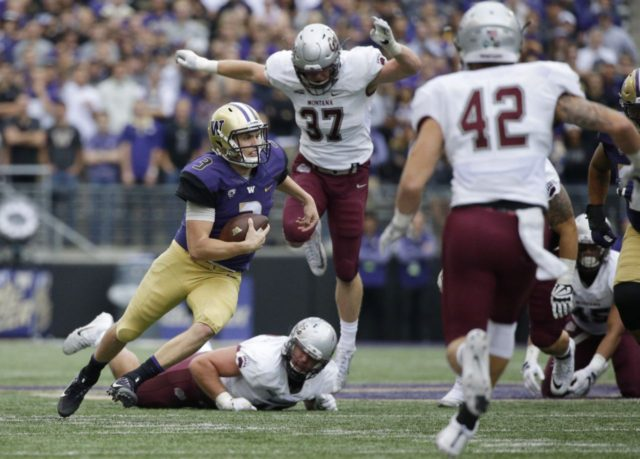 Dante Pettis Sets The Pac 12 Record For Punt Return Tds As