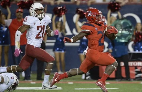 "Washington State's ""Speed D"" Breaks Down as they Have no Answers for Khalil Tate and the Arizona Wildcats!"
