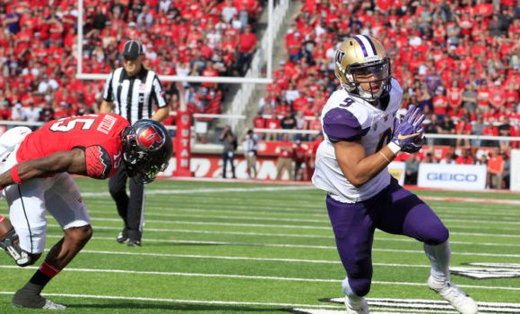 Huskies try to hold on to Pac-12 North in matchup vs Utes