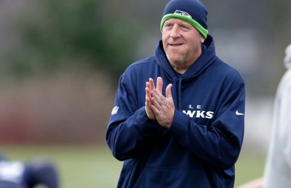 Seahawks offensive line coach Tom Cable gets the axe, fired just a day after OC Bevell