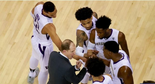 Abysmal shooting sinks Huskies in 65-40 loss to Oregon