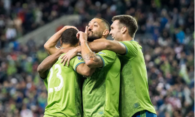 Sounders win 1st leg of CONCACAF vs Guadalajara 1-0