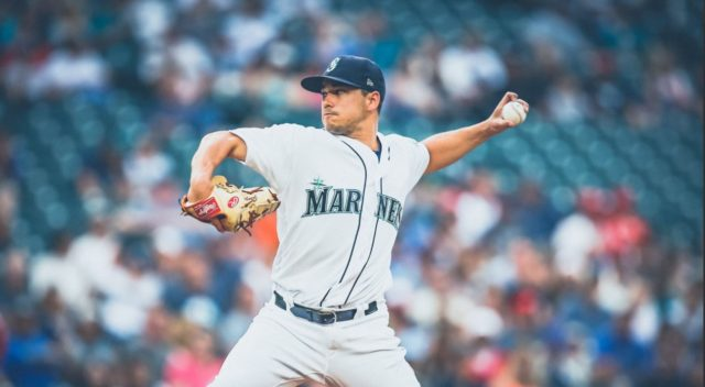 Mariners send Angels spiraling, have now won 8 of last 9