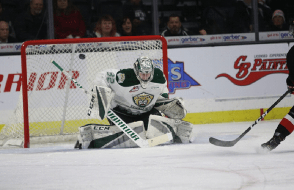 Silvertips dominate Prince George 6-3