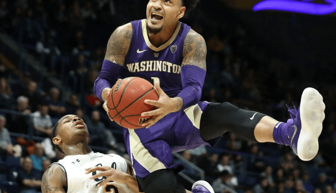 Huskies back into Pac 12 Championship despite loss to Cal 76-73