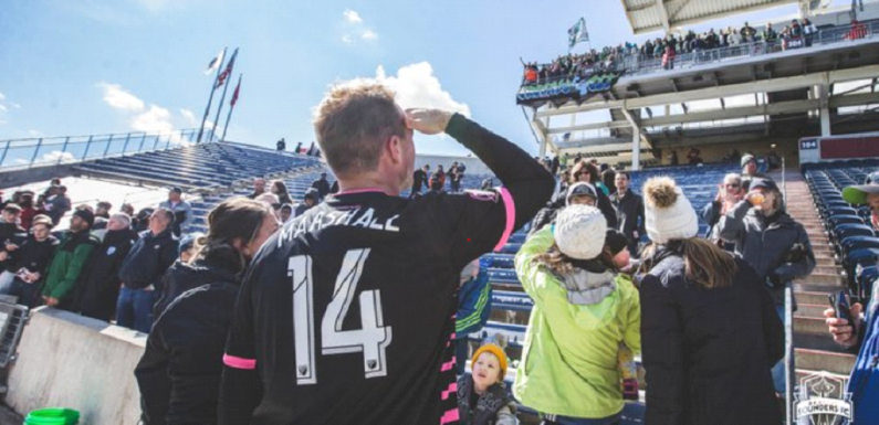 Sounders off to franchise best 3-0 start as they extinguish Fire 4-2
