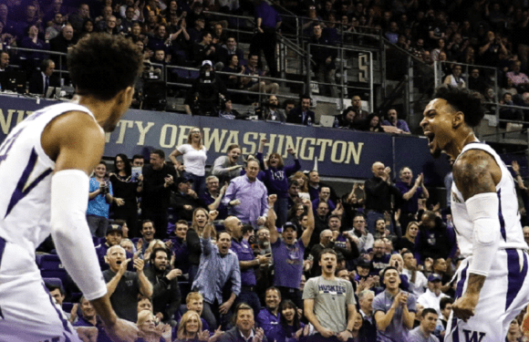 Huskies need overtime to down Beavers 81-76