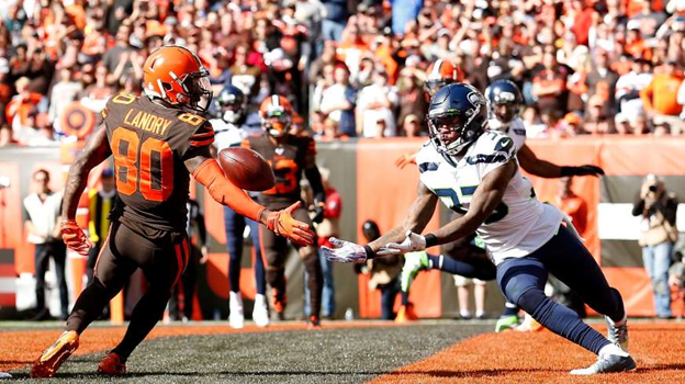 Seahawks rally to win over Browns 32-28