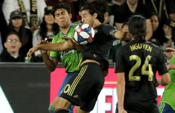 Upset of the year, Sounders down LAFC convincingly 3-1