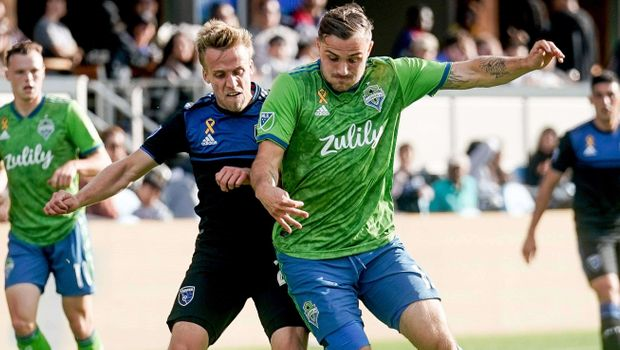 Extra time goal by Morris earns Sounders 11th straight MLS playoff appearance