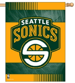 Seattle Sonics Fan Gear