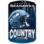Seattle Seahawks Fan Signs
