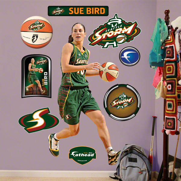 Seattle Storm Basketball Fan Gear