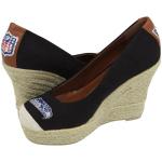 Seattle Seahawks Espadrille Wedge Sandals