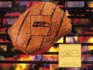 Seattle Seahawks Barbecue
