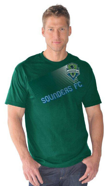 Seattle Sounders FC Tops - Jerseys - T-Shirts