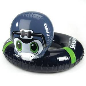 Seattle Seahawks and Mariners Inflatable Gear