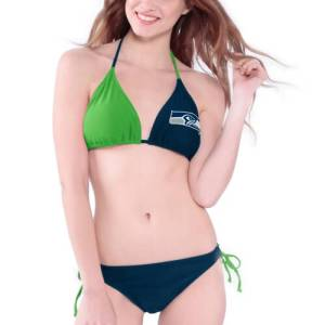 Seattle Seahawks Ladies Bikini