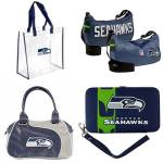 Seattle Seahawks Game Day Bags – Purses – Totes – Backpacks