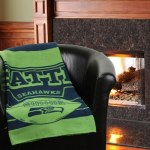 Seattle Seahawks Blankets and Throws