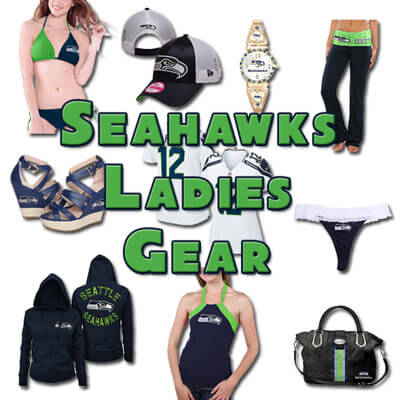 Lady Seahawk Clothing and Apparel