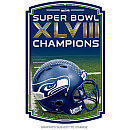 2014 Seattle Seahawks Super Bowl XLVIII Champions