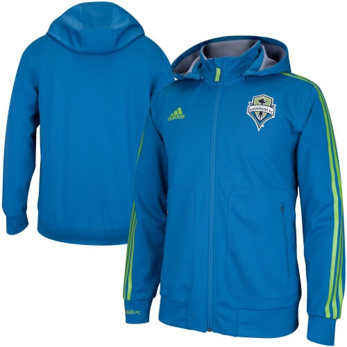 Seattle Sounders FC Jackets - Coats - Hoodies - Outerwear