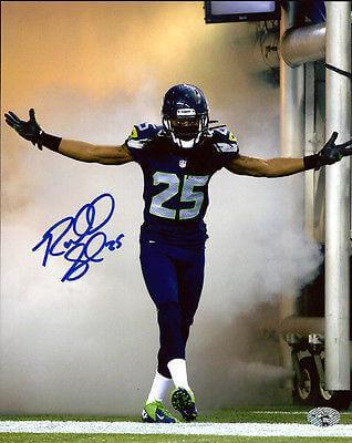 Richard Sherman - Seattle Seahawks Fan Gear and Memorabilia