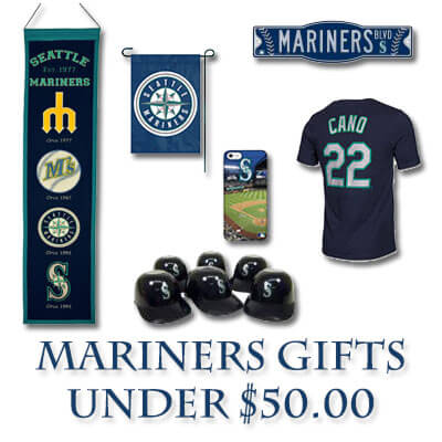 Seattle Mariners Gift Guide - Under $50.00