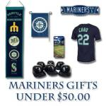 Seattle Mariners Gift Guide – Under $50.00